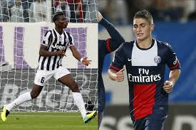 Paul Pogba & Marco Verratti